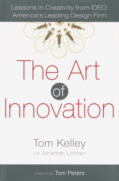 The Art of Innovation Cover