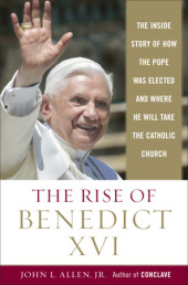 The Rise of Benedict XVI Cover
