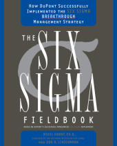 The Six Sigma Fieldbook Cover