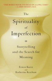 The Spirituality of Imperfection Cover