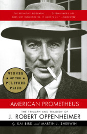 American Prometheus Cover