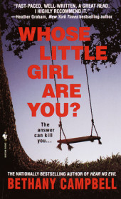 Whose Little Girl are You? Cover