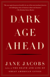 Dark Age Ahead Cover