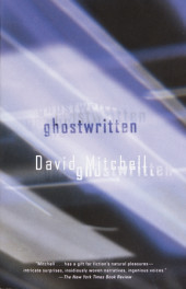 Ghostwritten Cover