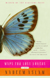 Maps for Lost Lovers Cover