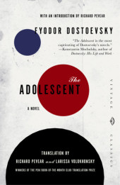 The Adolescent Cover