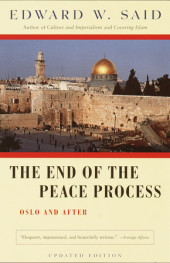 The End of the Peace Process Cover