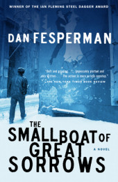 The Small Boat of Great Sorrows Cover