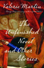 The Unfinished Novel and Other Stories Cover