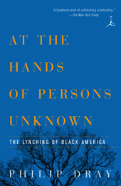At the Hands of Persons Unknown Cover