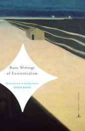 Basic Writings of Existentialism Cover