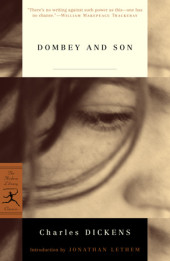 Dombey and Son Cover