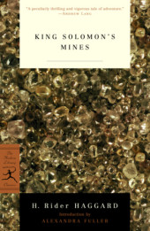 King Solomon's Mines Cover