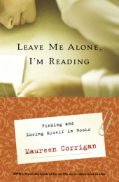 Leave Me Alone, I'm Reading Cover