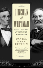 Lincoln and Whitman Cover