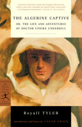 The Algerine Captive Cover
