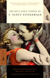 The Best Early Stories of F. Scott Fitzgerald Cover