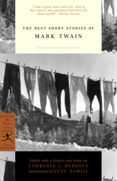 The Best Short Stories of Mark Twain Cover