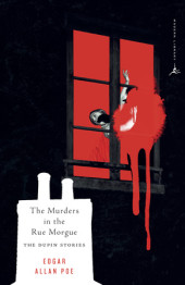 The Murders in the Rue Morgue Cover