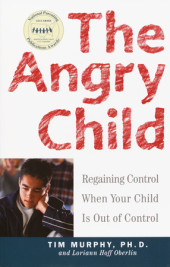 The Angry Child Cover