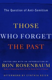 Those Who Forget the Past Cover