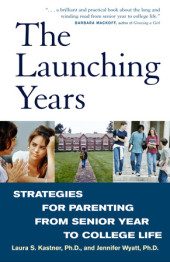 The Launching Years Cover