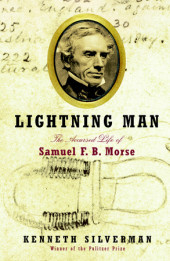 Lightning Man Cover