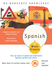 Spanish Made Simple Cover