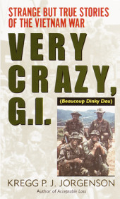 Very Crazy, G.I.! Cover