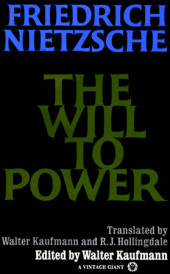 The Will to Power Cover