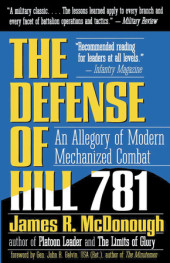 Defense of Hill 781 Cover