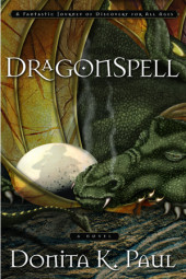 DragonSpell Cover