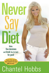 Never Say Diet Cover