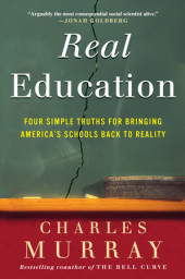 Real Education Cover