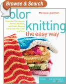 Color Knitting the Easy Way