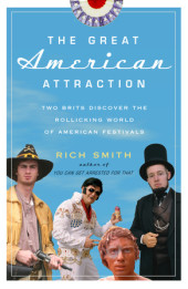 The Great American Attraction Cover