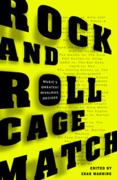 Rock and Roll Cage Match Cover