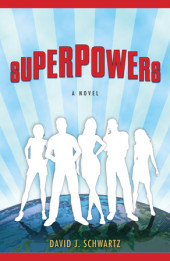 Superpowers Cover