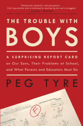 The Trouble with Boys Cover