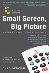 Mediabistro.com Presents Small Screen, Big Picture Cover