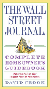The Wall Street Journal. Complete Home Owner's Guidebook Cover