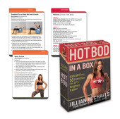 Jillian Michaels Hot Bod in a Box Cover