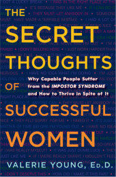 The Secret Thoughts of Successful Women Cover