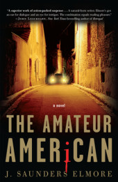 The Amateur American Cover
