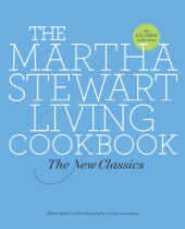 The Martha Stewart Living Cookbook Cover