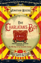 The Charlatan's Boy Cover