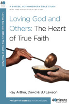 Loving God & Others - 40 Minute Bible Studies (tons more to choose from!)