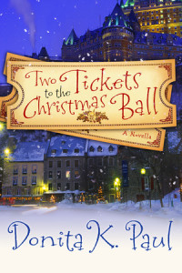 Two Tickets to the Christmas Ball