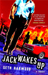 Jack Wakes Up Cover