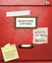 Other People's Rejection Letters Cover